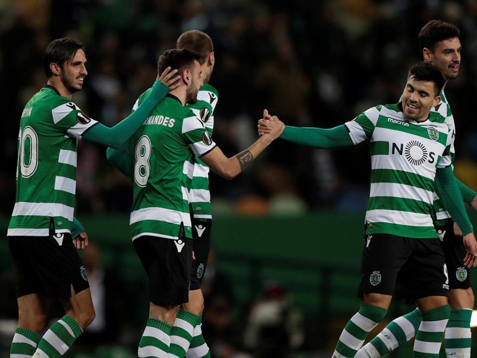 LE: Sporting com seis jogadores em risco para a Rep. Checa