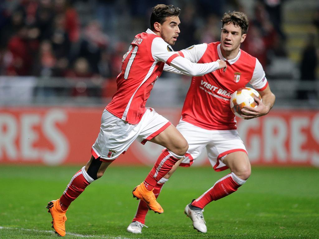 71 segundos e 21 passes: o tiki-taka do Sp. Braga com o Marselha (VÍDEO)