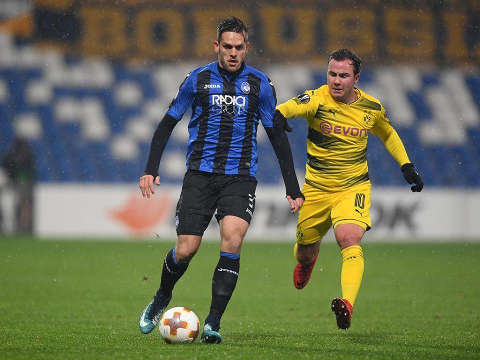 Liga Europa: Atalanta e Dortmund sob a alçada disciplinar da UEFA