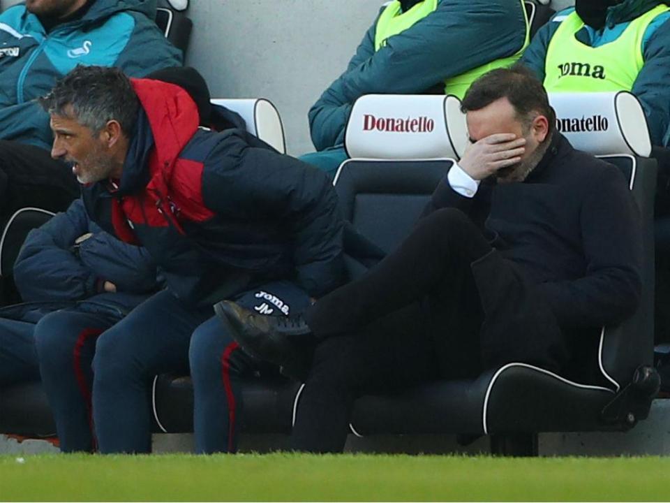 Inglaterra: Carvalhal sofre a segunda derrota no Swansea
