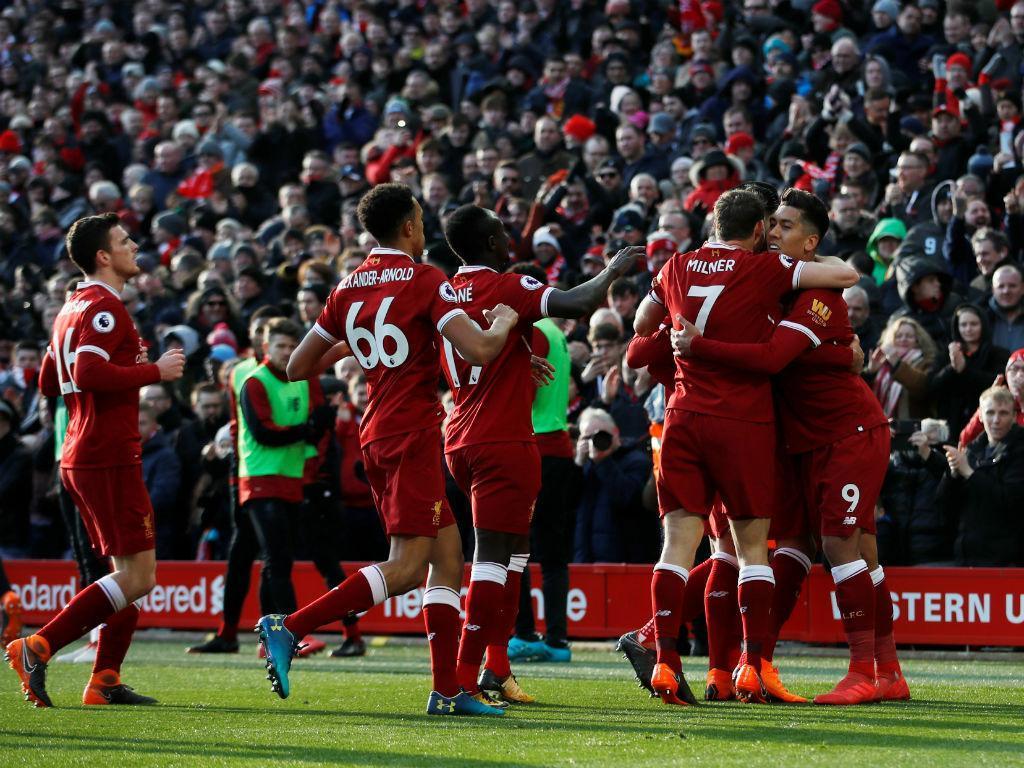 FC Porto: Liverpool goleia West Ham e é segundo à condição