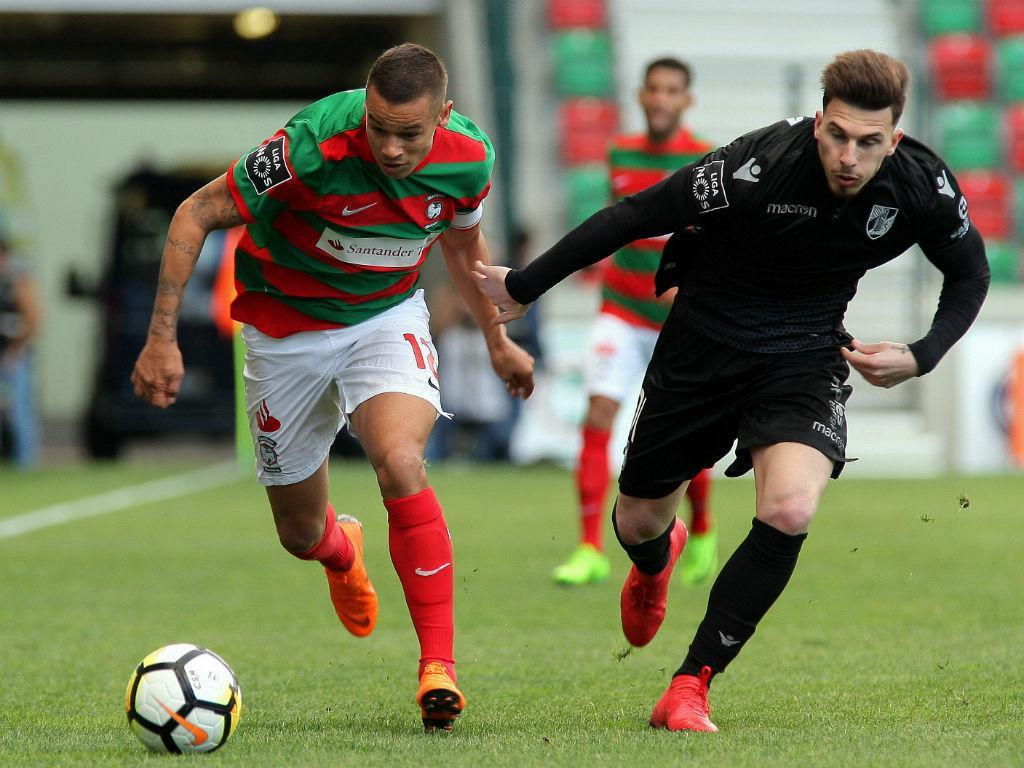 Marítimo-V. Guimarães, 3-2 (resultado final)