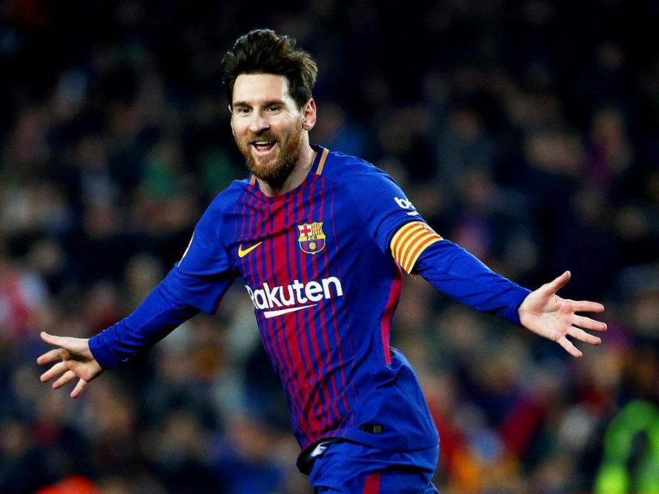 Messi vence batalha legal para registar marca com o próprio nome