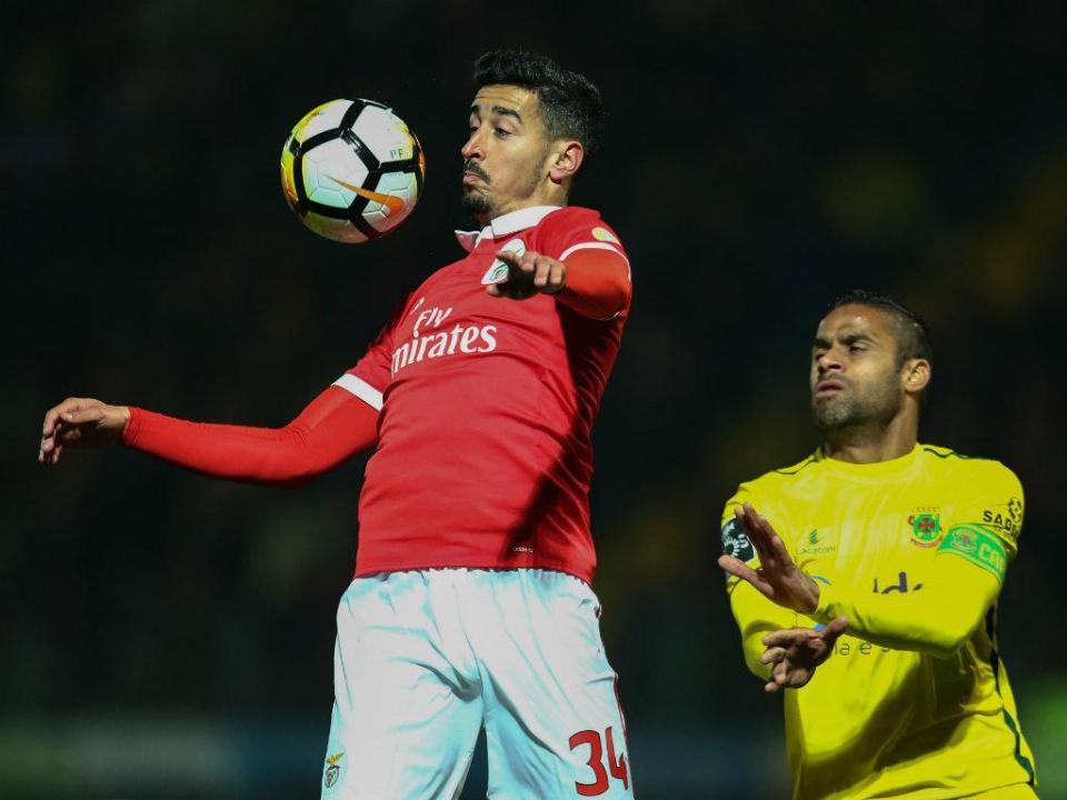 P. Ferreira-Benfica, 1-3 (resultado final)