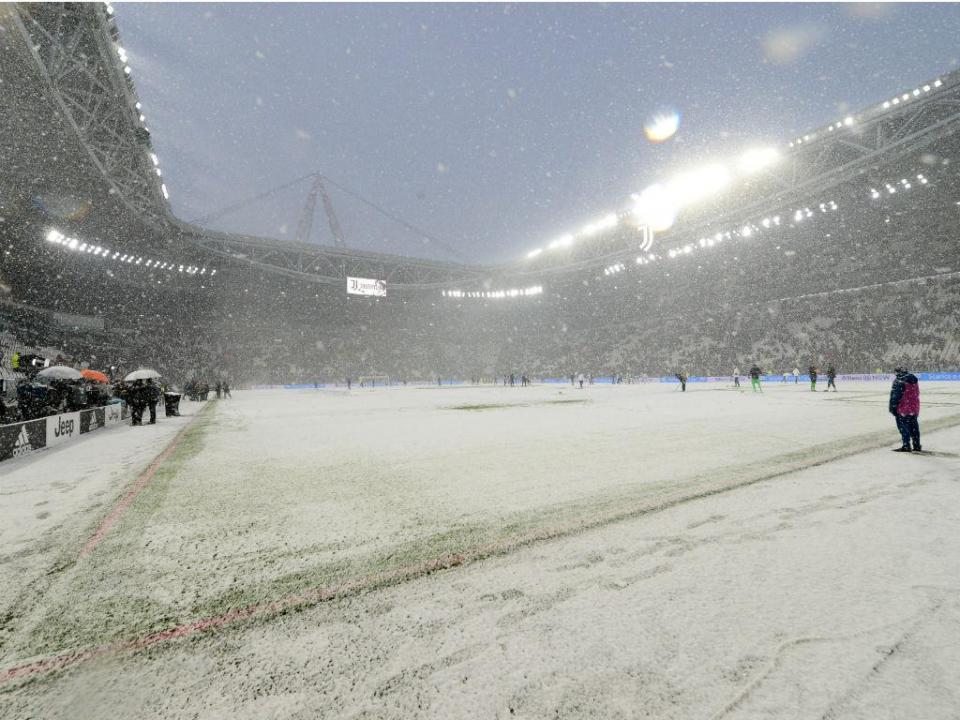 Itália: Série A vai ter «boxing day» na próxima temporada