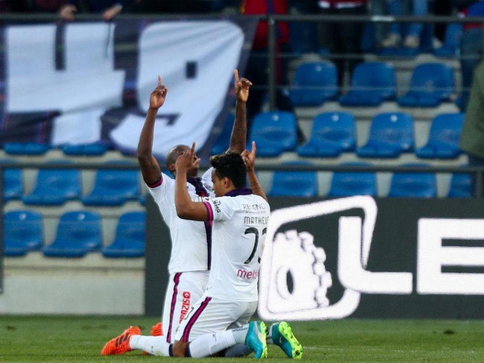 Desp. Chaves-Estoril, 2-0 (destaques)