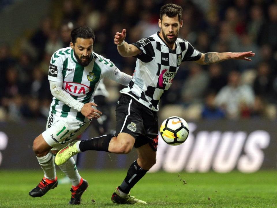 Boavista-V. Setúbal, 4-0 (resultado final)