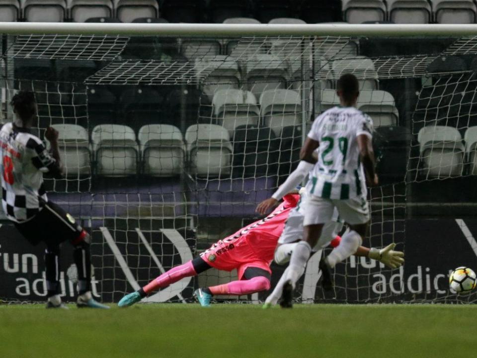 Boavista-V. Setúbal, 4-0 (destaques)