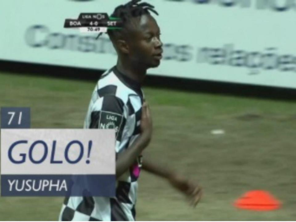 VÍDEO: bis de Yusupha sentenciou a goleada