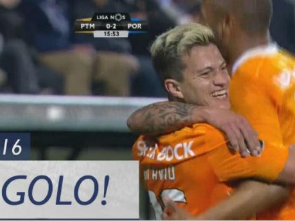 VÍDEO: Otávio aumenta a vantagem do FC Porto