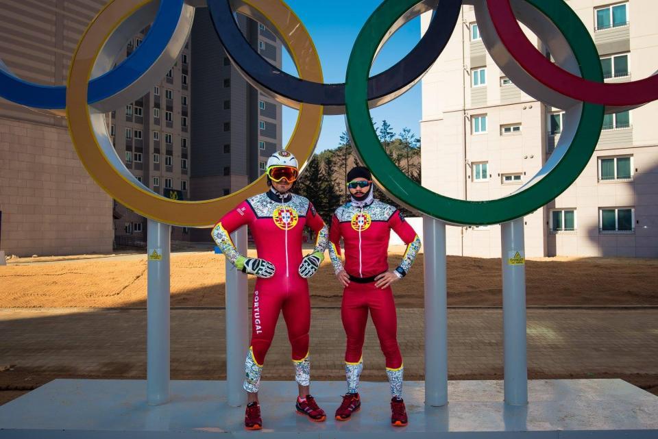 Prestação «positiva» dos portugueses nas Olimpíadas de inverno