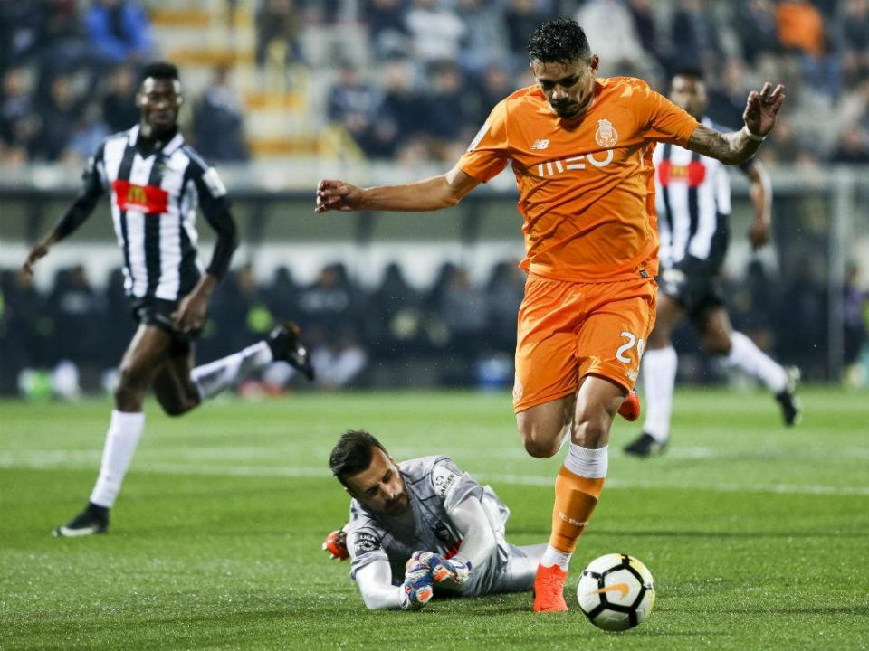 FC Porto-Portimonense: antevisão e onzes prováveis