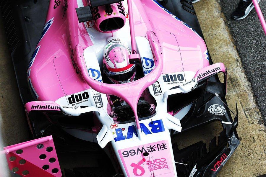 Force India pode mudar de nome antes do GP da Austrália