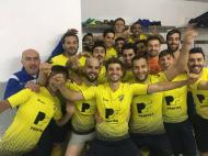 CARVALHAIS FC - AF Viseu - 2ª divisão (13 jogos: 5 vitórias / 8 empates)