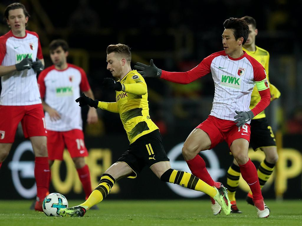 Dortmund empata, Bayern mantém vantagem de 19 pontos
