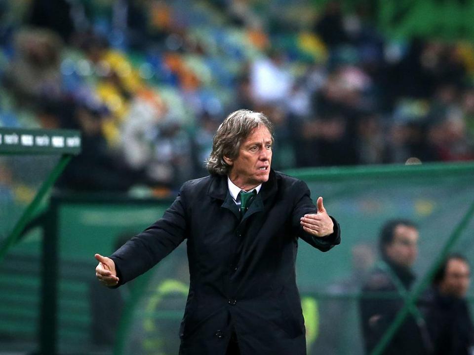 Jorge Jesus: «Se o rival tivesse perdido estávamos pressionados à mesma»