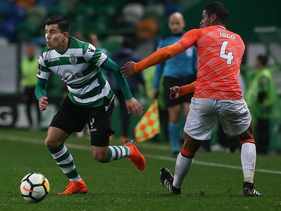 Moreirense-Sporting: antevisão e onzes prováveis