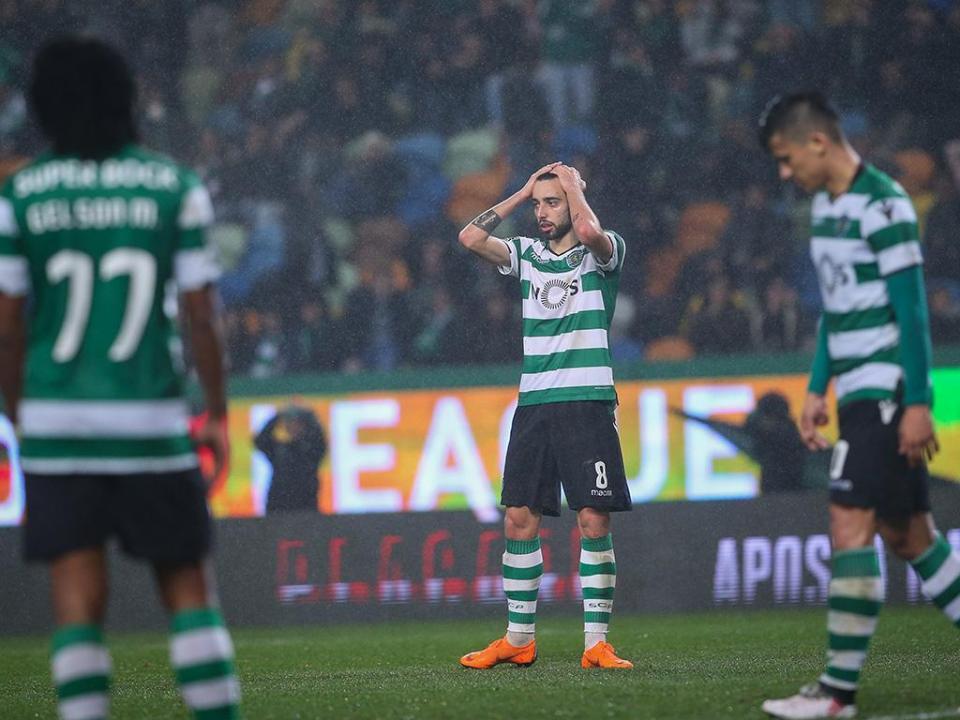 Sporting: Piccini com lesão na coxa a somar às quatro baixas por gripe