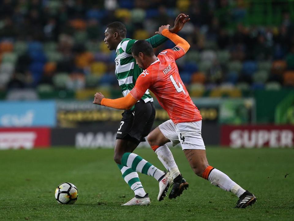 Sporting: Rafael Leão renovou até 2022