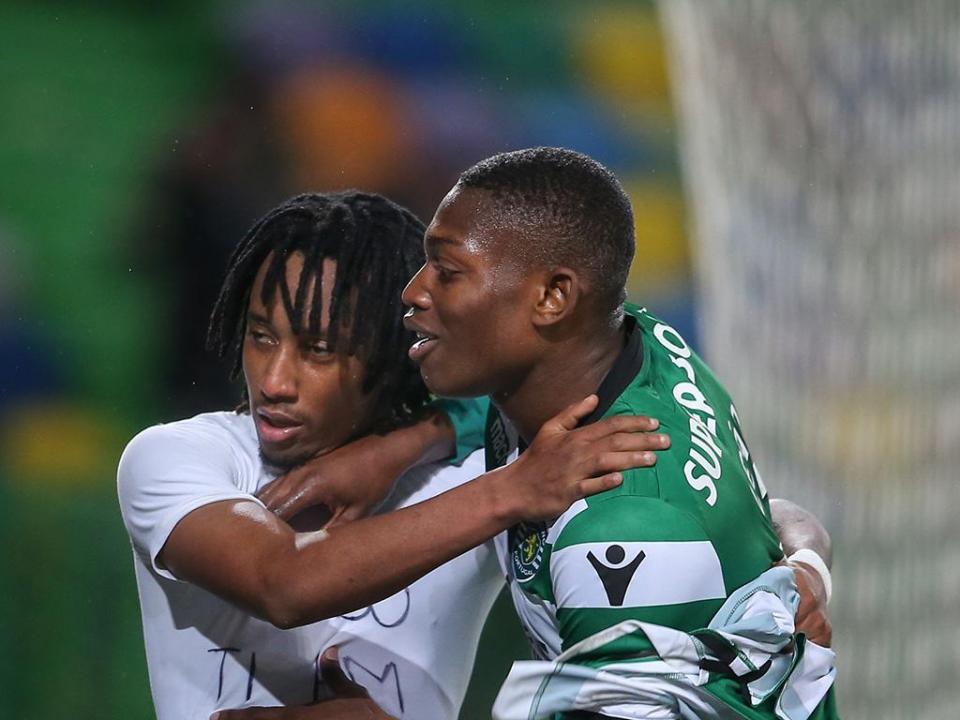 VÍDEO: o resumo do triunfo do Sporting arrancado ao cair do pano