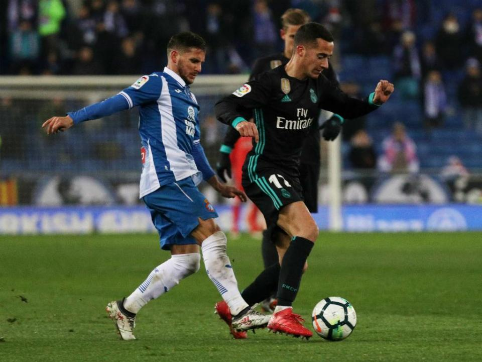 Real Madrid, sem Ronaldo, perde com golo nos descontos