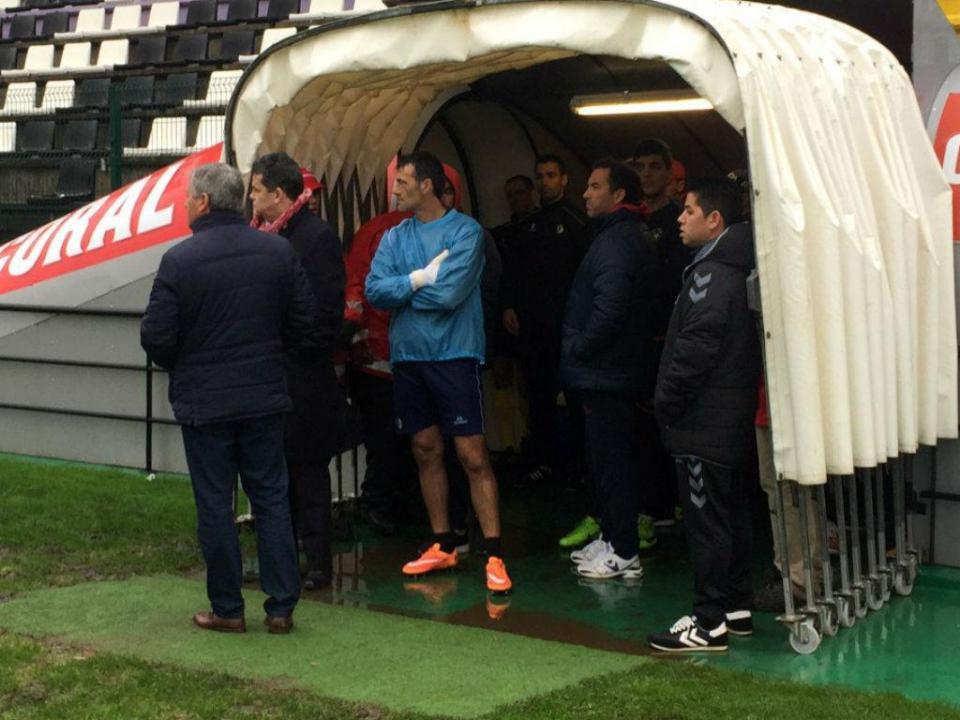 II Liga: Nacional-Oliveirense novamente adiado devido ao mau tempo