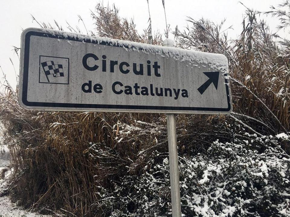 F1 quer o GP de Espanha em Barcelona
