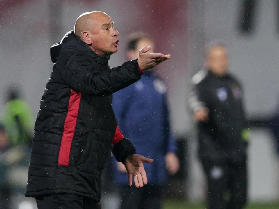 José Mota e o Benfica: «É o melhor momento das duas equipas»