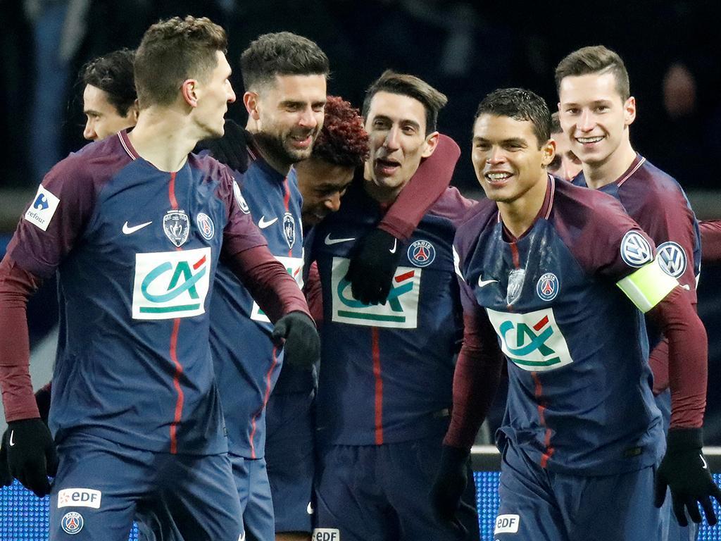 França: PSG vence mesmo sem Neymar e estreia filho de Weah