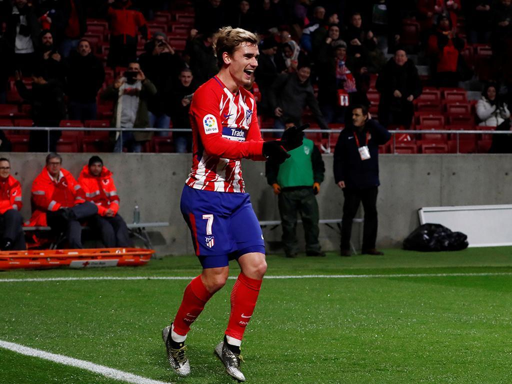 Espanha: Griezmann marca póquer na goleada do Atlético Madrid