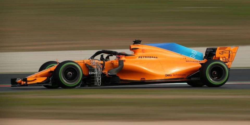«Porca miséria»: como 2 euros estragaram o dia da McLaren