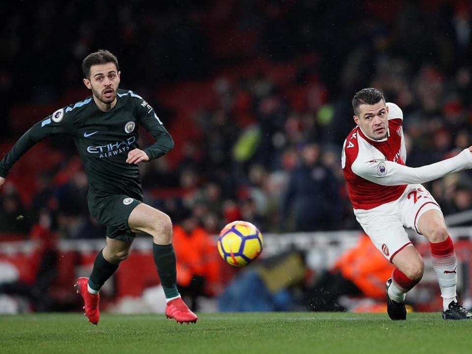 Premier League: golo de Bernardo nomeado para melhor do mês