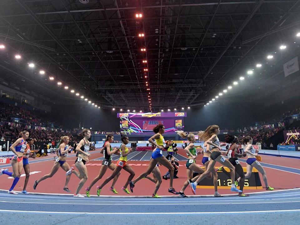 Atletismo: desqualificados todos os atletas de série de 400 metros