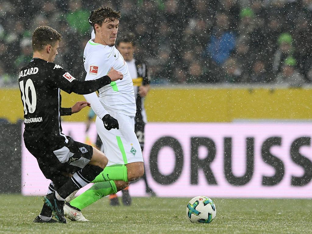 Alemanha: Monchengladbach desperdiça vantagem de dois golos e empata