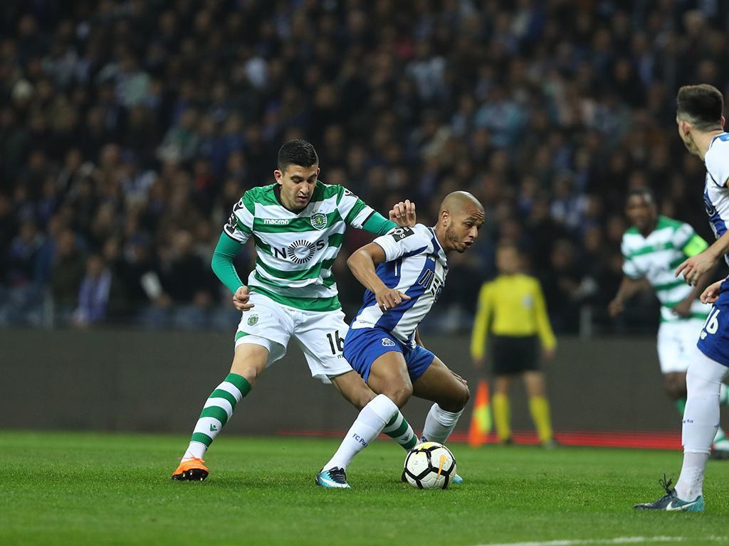 VÍDEO: Brahimi devolve a vantagem ao FC Porto