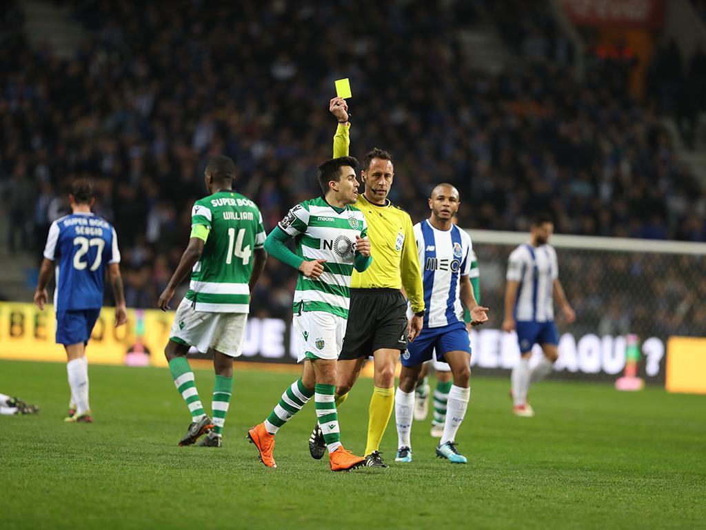 Sporting-FC Porto: os ONZES OFICIAIS do Clássico da Taça