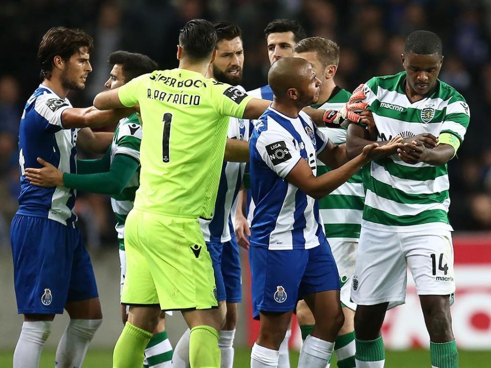Sporting-FC Porto: reviravolta histórica ou feito inédito?