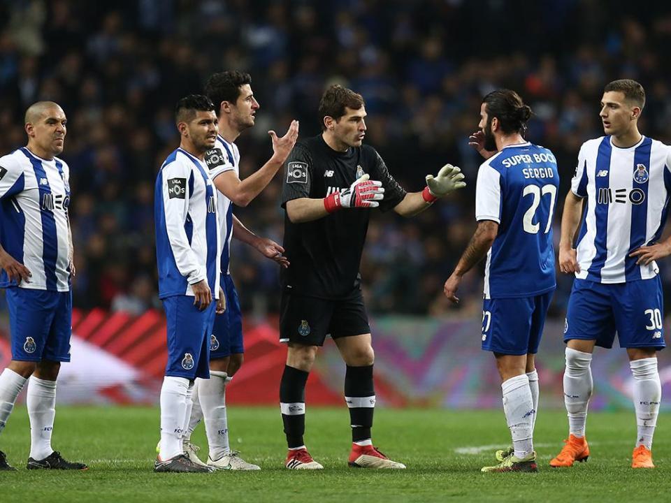 FC Porto-Sporting, 2-1 (destaques dos dragões)