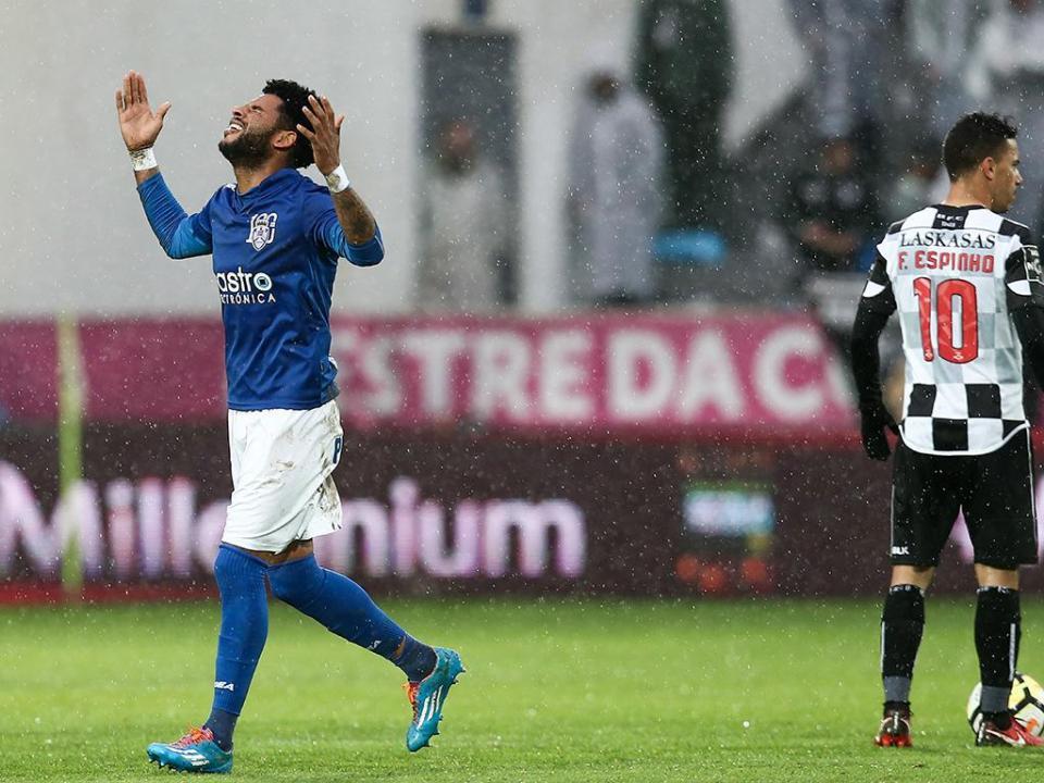 Feirense prepara FC Porto com três baixas