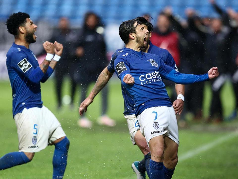 Feirense-Boavista, 3-0 (destaques)