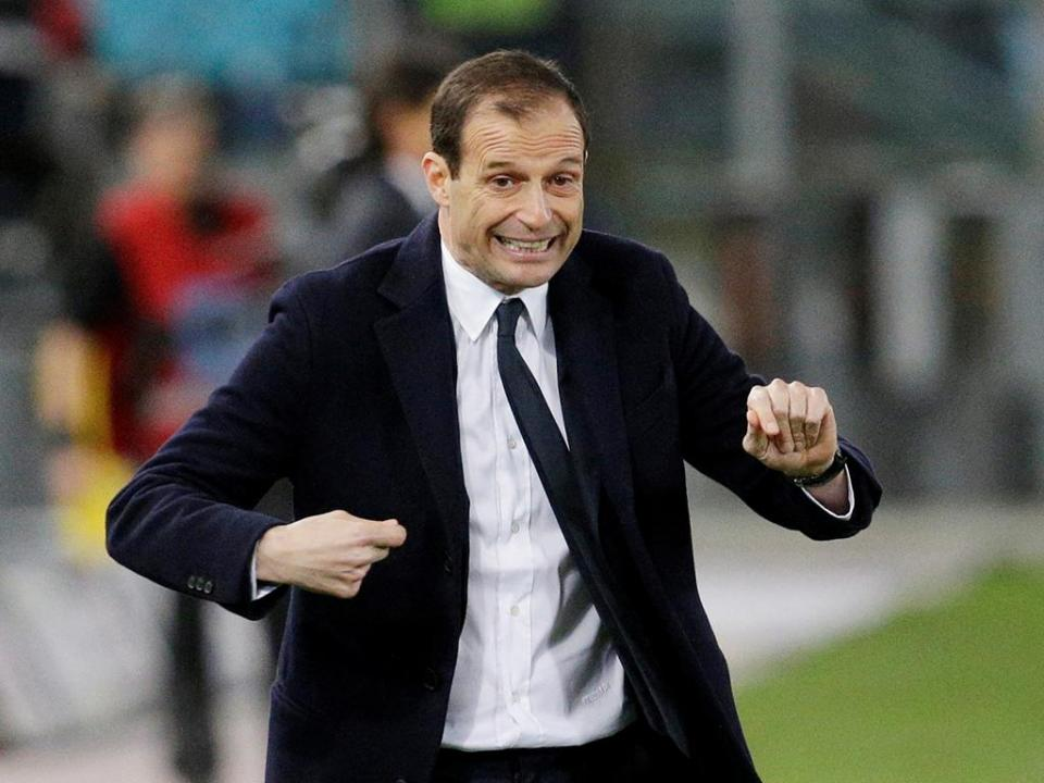 Juventus entre o Milan e o Real Madrid: «O objetivo é o campeonato»