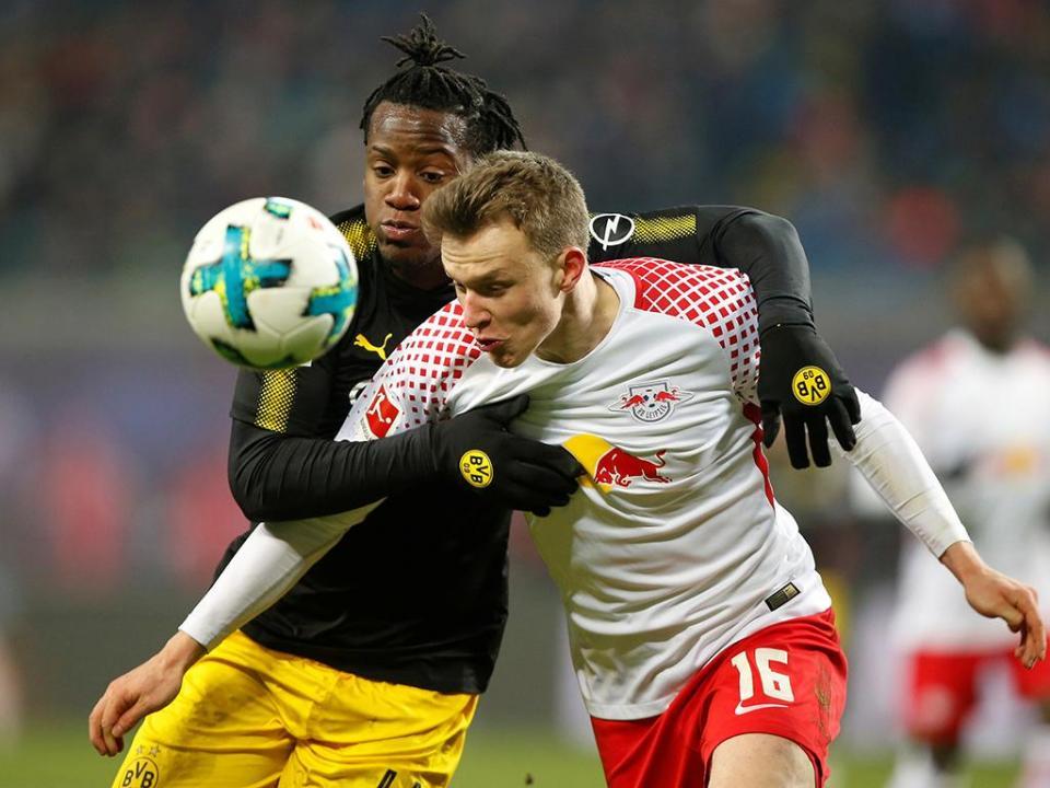 Alemanha: empate atrasa Dortmund e Leipzig na luta pelo segundo lugar