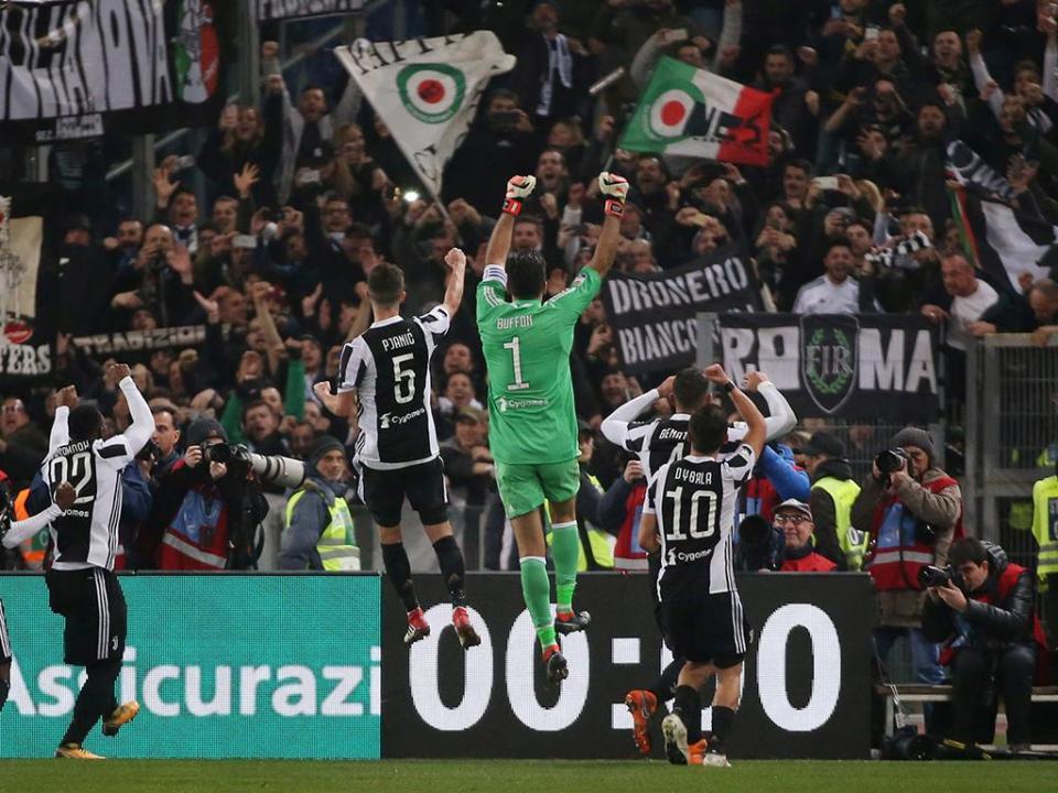 Juventus: uma baixa e dois regressos para o jogo com o Tottenham