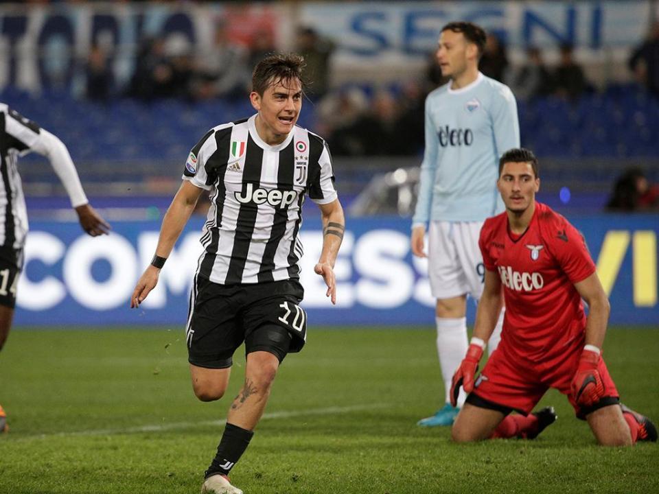 Dybala: «Jogar com Messi e Ronaldo é incrível»