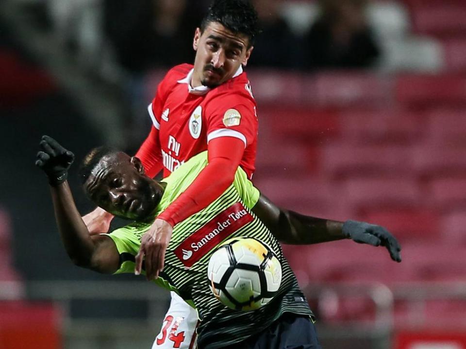André Almeida: «Não estamos a pensar no Fenerbahçe»