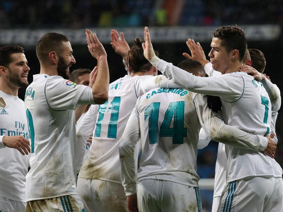 LC: Zidane convoca todo o plantel para a visita a Paris