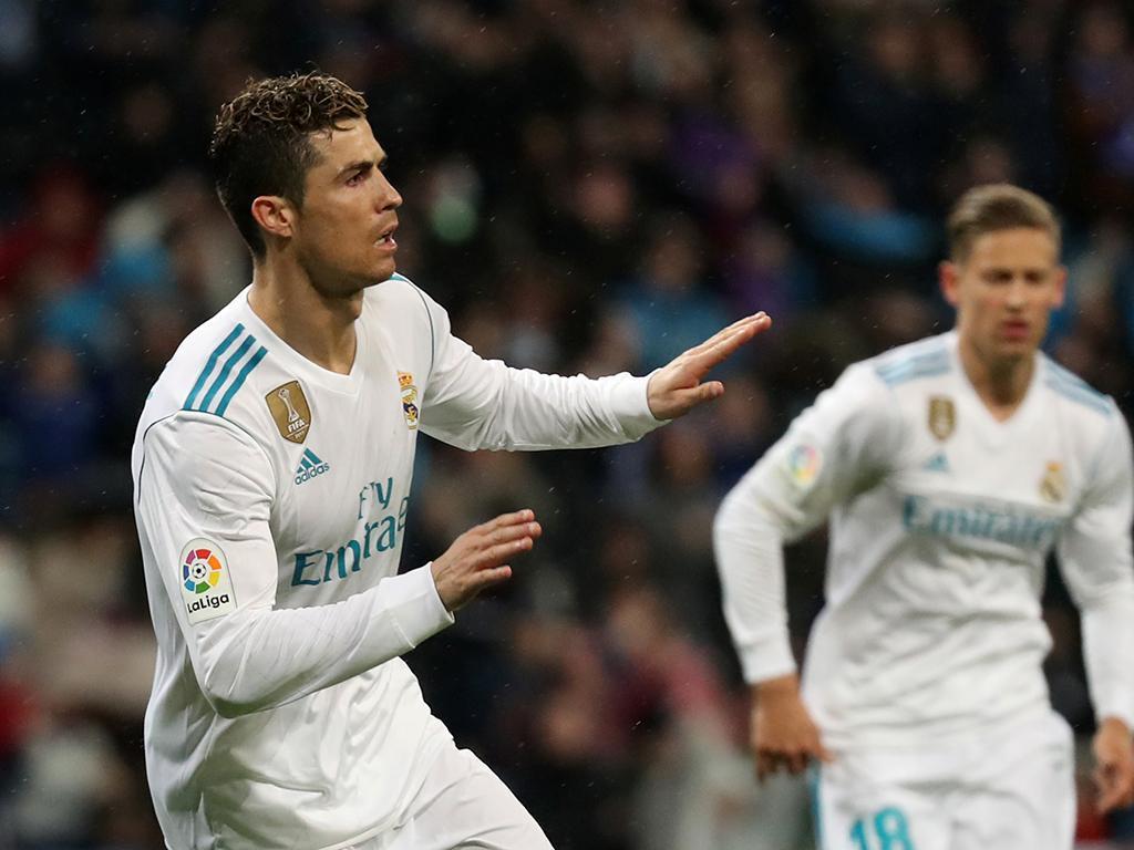 Depois do descanso, Ronaldo bisa no regresso do Real às vitórias