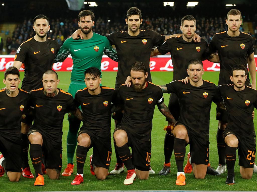Itália: Roma abre jornada 28 com triunfo sobre o Torino