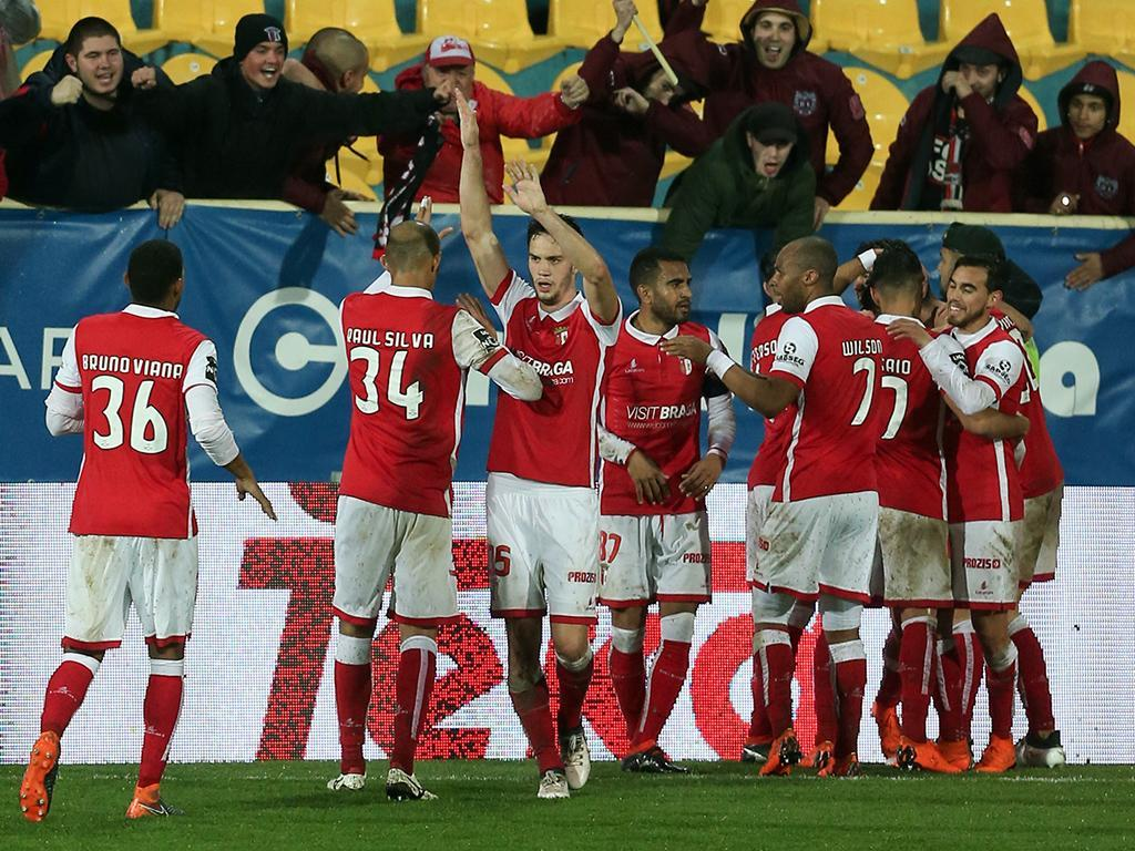 VÍDEO: o resumo da goleada do Sp. Braga no Estoril