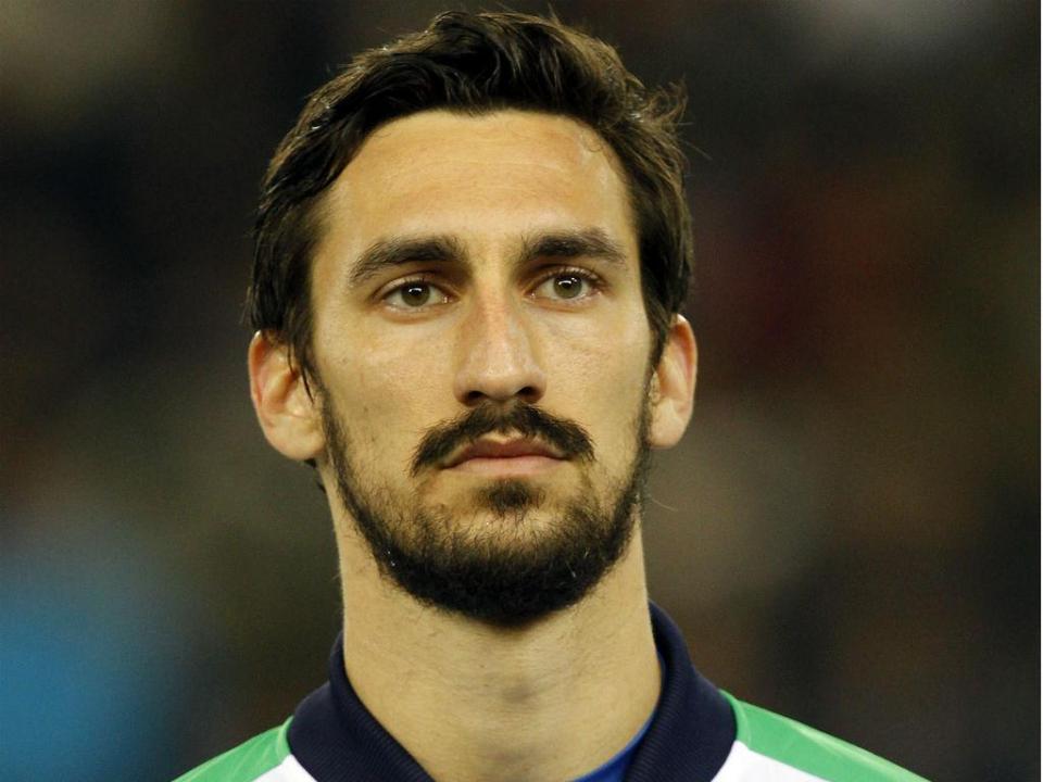 Morreu Davide Astori, capitão da Fiorentina